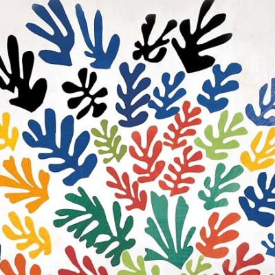 Matisse, La gerbe, Lacma, Los Angeles - Integration