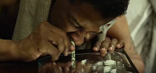 Addiction à la cocaïne -Denzel Washington joue un pilote de ligne polyaddicte