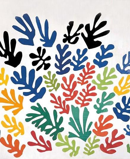 Matisse, La gerbe, Lacma, Los Angeles illustre Integration psychothérapie integrative
